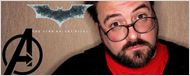 Kevin Smith habla de 'The Dark Knight Rises' y 'Los Vengadores'