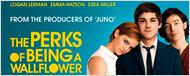 'The Perks of Being a Wallflower': Emma Watson ('Harry Potter') y Logan Lerman ('Percy Jackson'), juntos en la película
