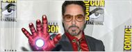 'Iron Man 3': La nueva entrega retrasa su estreno debido a un accidente de Robert Downey Jr.