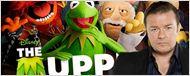 Ricky Gervais confirma que sí estará en 'Los Muppets 2'