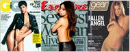 Actrices desnudas en portadas de revistas