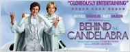 &#39;Behind the Candelabra&#39;: p&#243;ster brit&#225;nico con Matt Damon y Michael Douglas