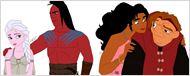 'Juego de tronos': Personajes de Disney como los protagonistas de la serie de HBO
