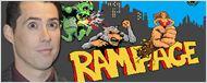 'Rampage': Brad Peyton dirigirá la adaptación del videojuego protagonizada por Dwayne Johnson