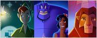 Así son tus carteles Disney favoritos en versión Art Déco
