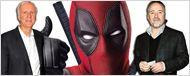 'Deadpool': James Cameron y David Fincher alaban el guion de la cinta de Marvel