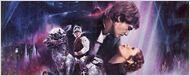 La historia de 'Star Wars' resumida en sus 24 carteles
