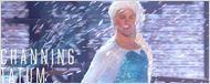 Channing Tatum se disfraza de Elsa ('Frozen') en este vídeo