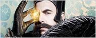 'Alicia a través del espejo': Nuevos detalles sobre el personaje de Sacha Baron Cohen