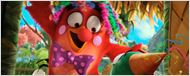 'Angry Birds. La película': El pájaro con problemas de ira Red, todo un payaso en el último tráiler