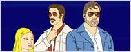 'Dos buenos tipos': Tráiler de animación de lo nuevo de Ryan Gosling y Russell Crowe