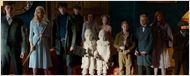 'El hogar de Miss Peregrine para niños peculiares': Nuevos posters con los poderes de los protagonistas