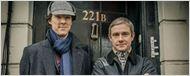 'Sherlock': Benedict Cumberbatch y Martin Freeman, protagonistas de la primera imagen de la cuarta temporada