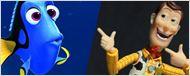 Tom Hanks y Ellen DeGeneres mantienen una conversación como sus personajes de Pixar, Woody y Dory