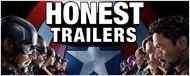 'Capitán América: Civil War' recibe su esperado y divertidísimo 'honest trailer'