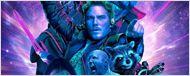 'Guardianes de la Galaxia Vol. 2': Luces de neón en el póster IMAX de la película