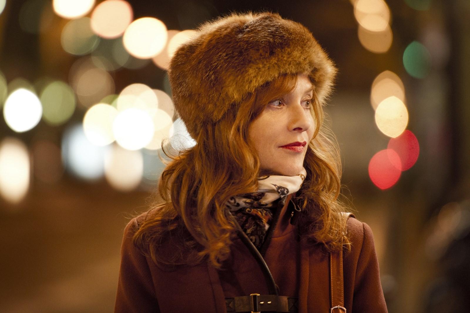 Isabelle Huppert en Luces de París