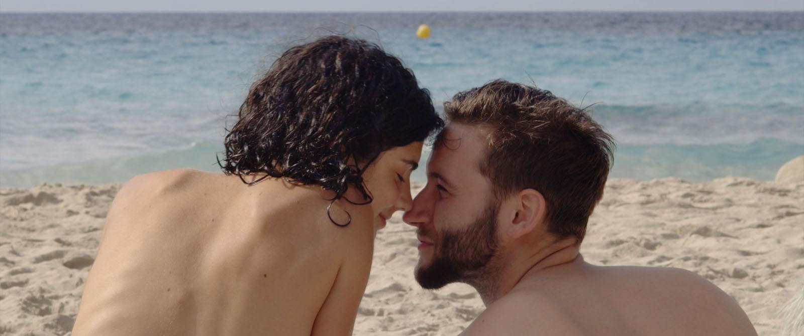 Olivia Delcan y Tim Betterman en Isla bonita