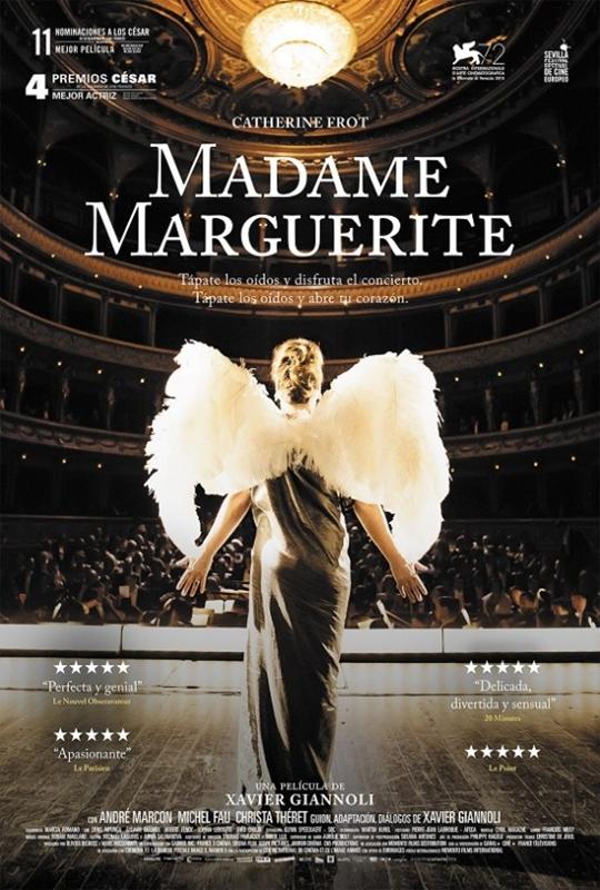 Madame Marguerite - Cartel
