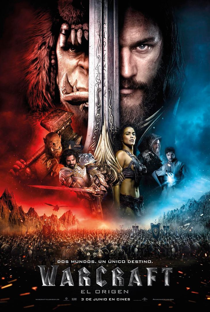 Warcraft: El origen - Cartel