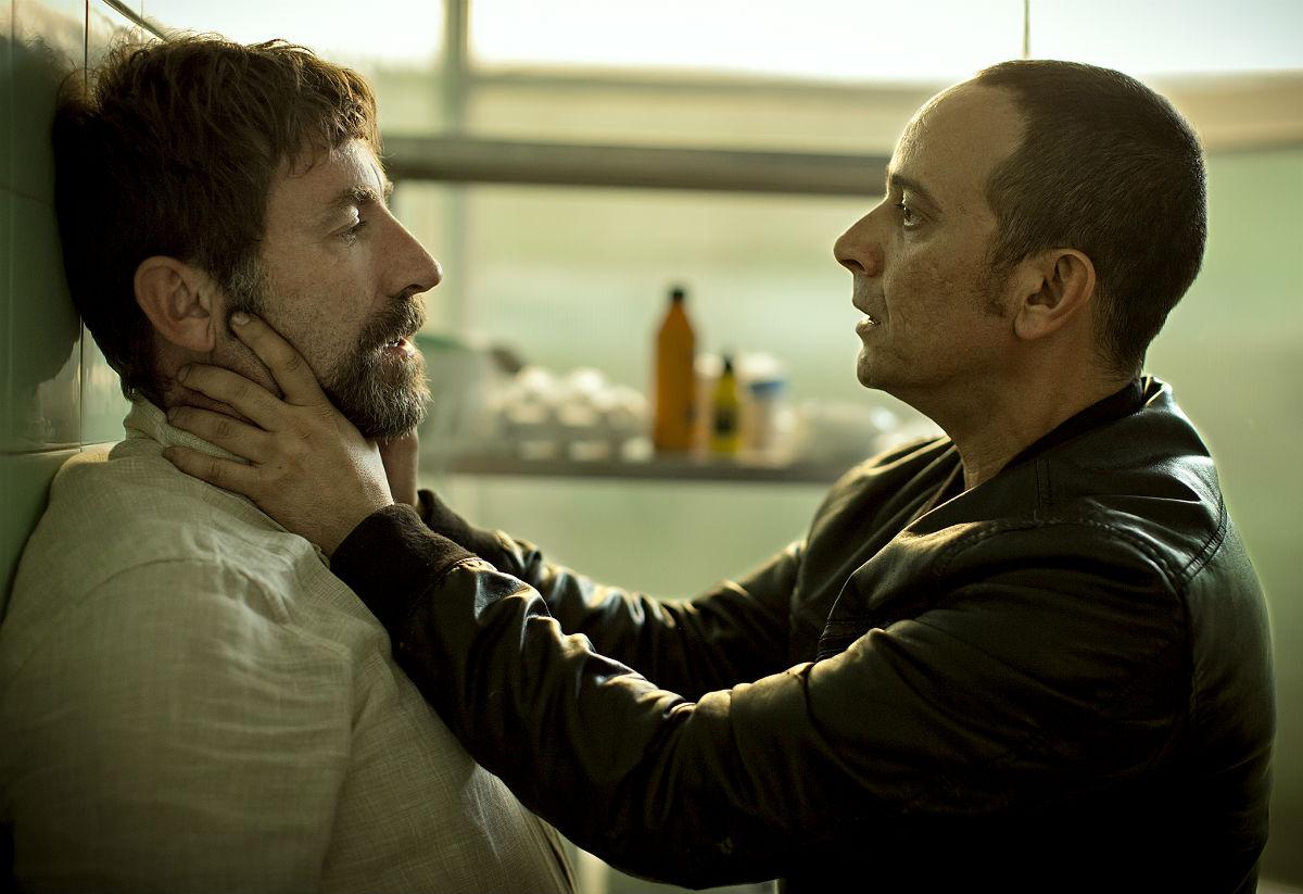 Antonio de la Torre y Luis Callejo en Tarde para la ira