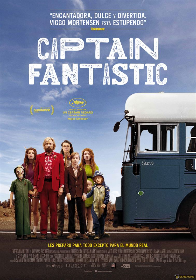 Captain Fantastic-Cartel