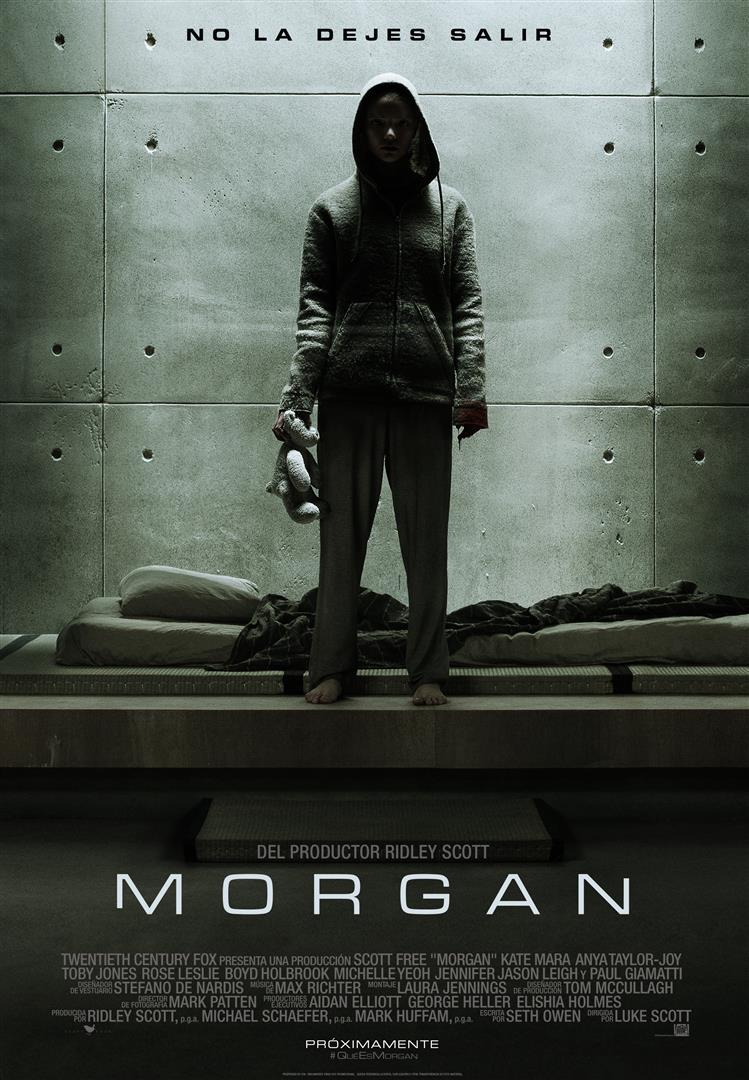 Descargar | Morgan| MEGA (1 Link)