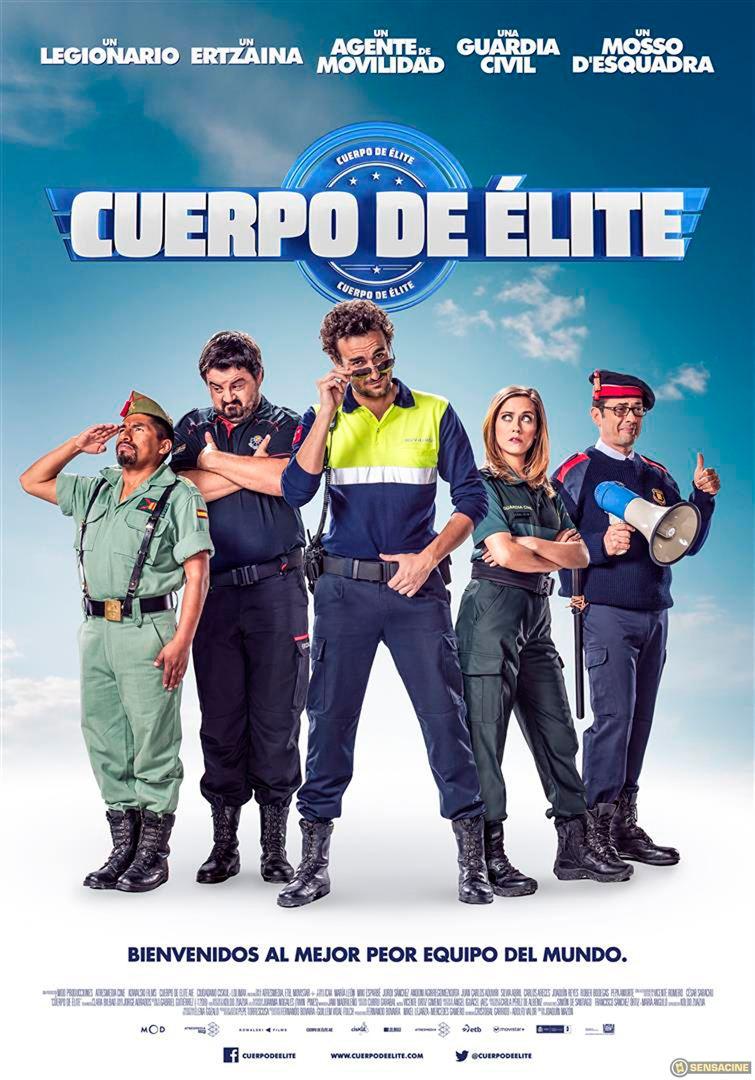 Cuerpo de élite- Cartel