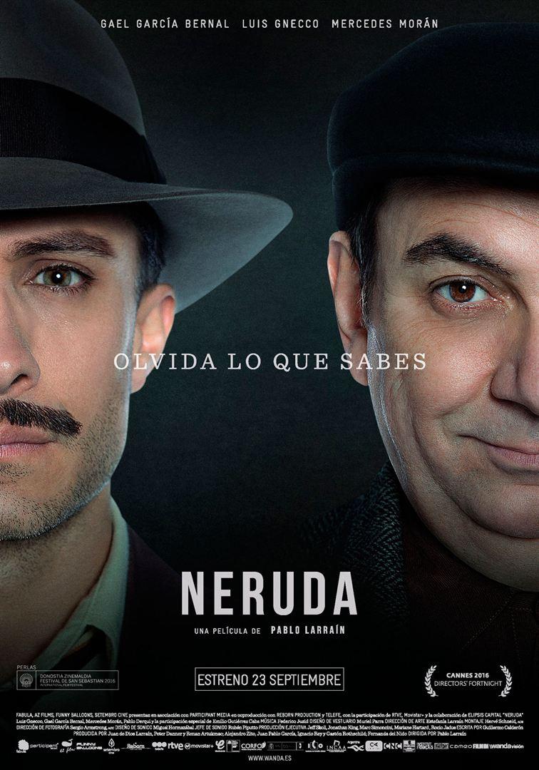 Neruda - Cartel