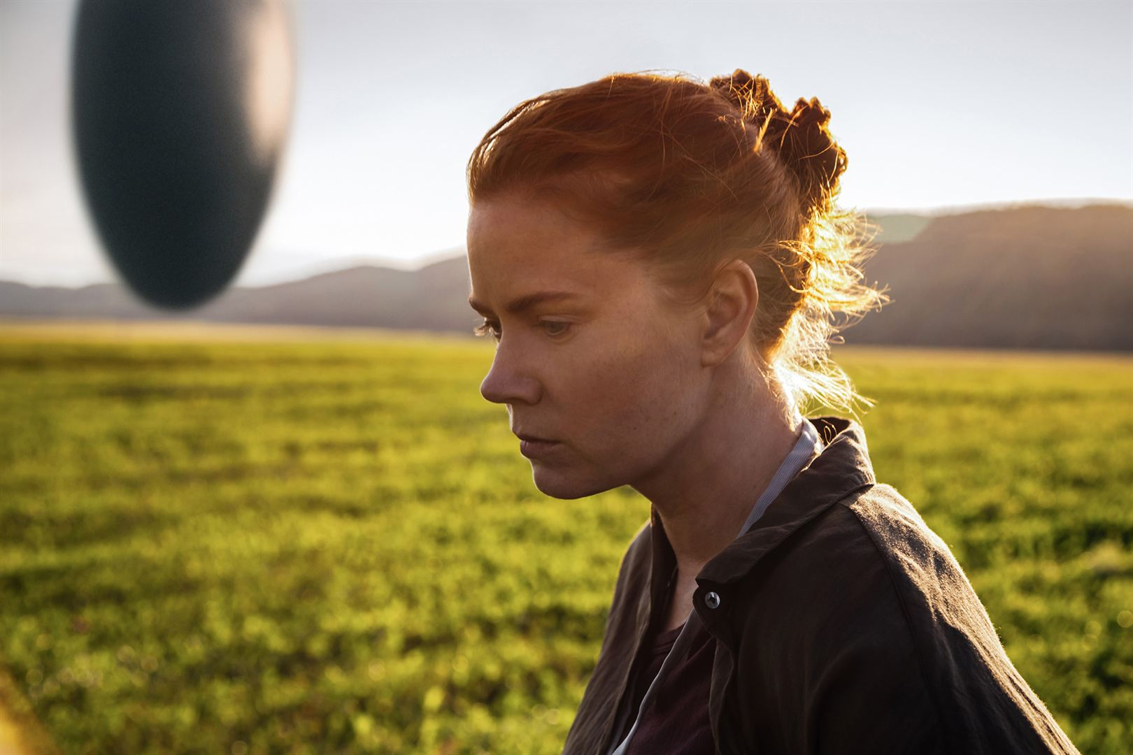 Amy Adams en La llegada (Arrival) del director Denis Villeneuve