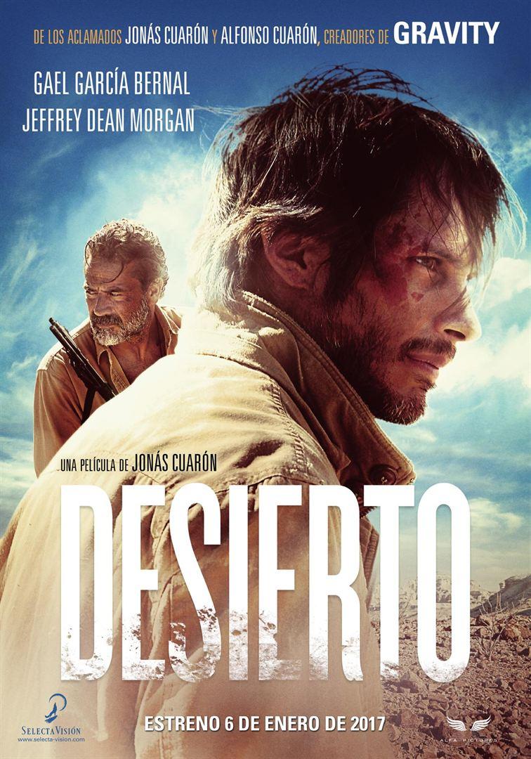Desierto - Cartel