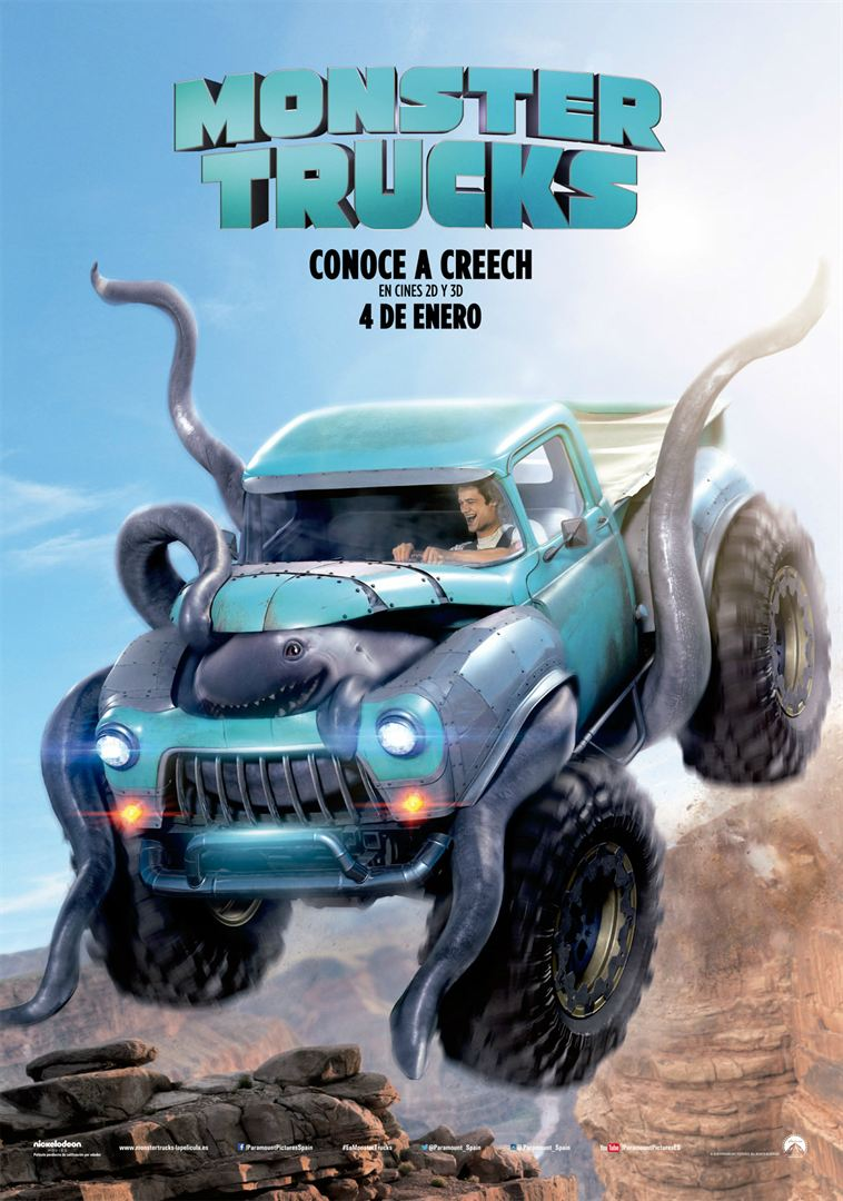 Monster Trucks - Cartel