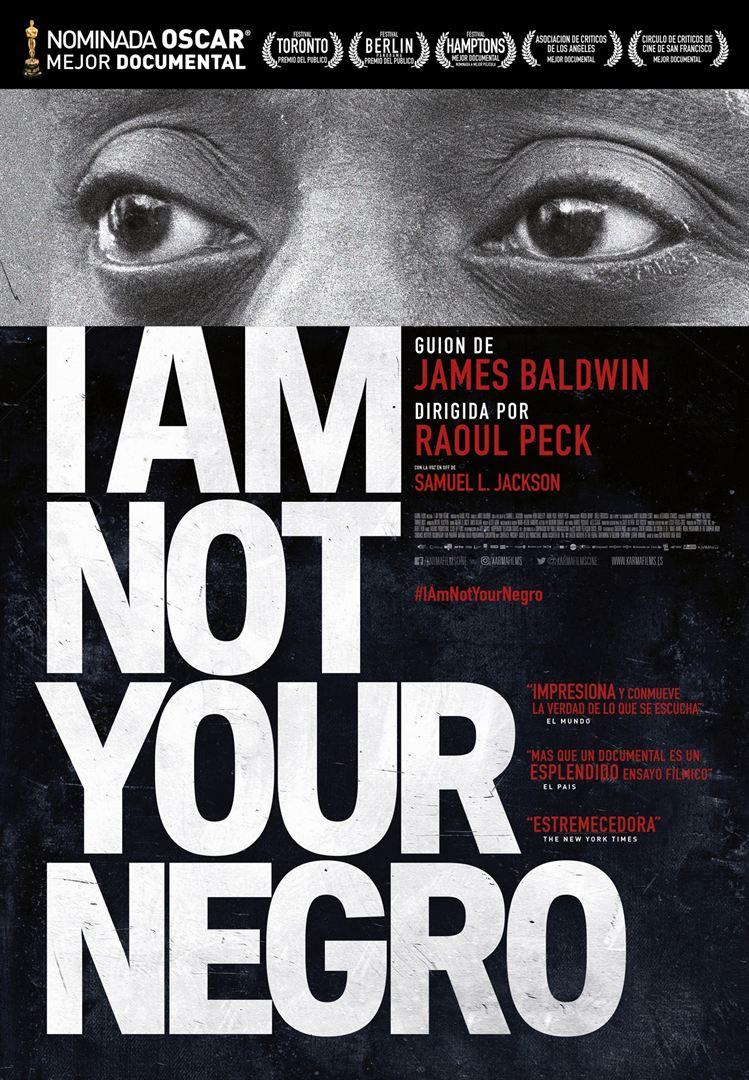 I am not your negro - Cartel