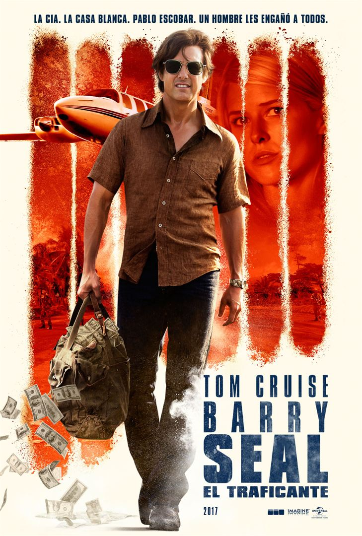 Barry Seal: El traficante - Cartel