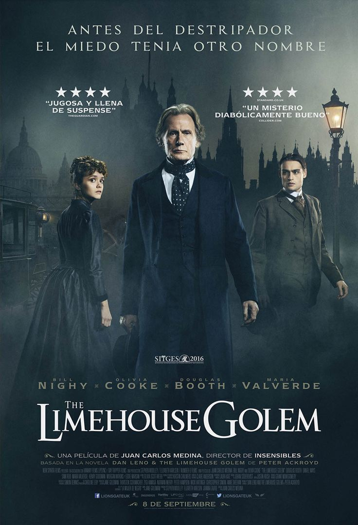 The Limehouse Golem - Cartel