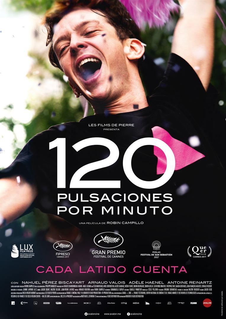 120 pulsaciones por minuto - Cartel