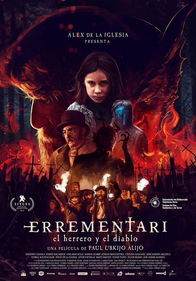 Errementari (El herrero y el diablo) - Cartel