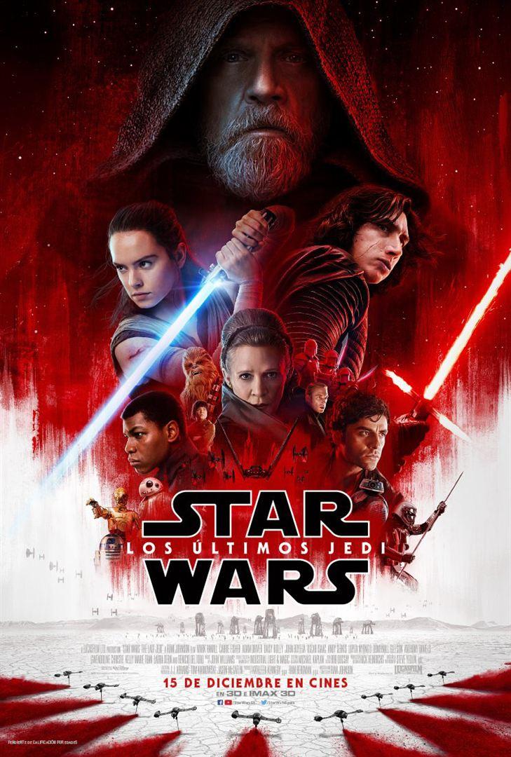 Star Wars: Los últimos jedi- Cartel