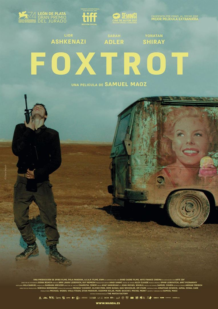 Foxtrot - Cartel