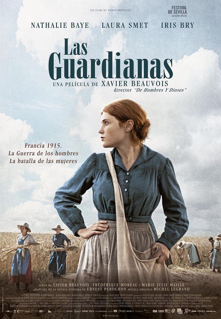 Las guardianas - Cartel