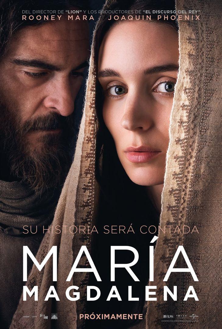 María Magdalena - Cartel