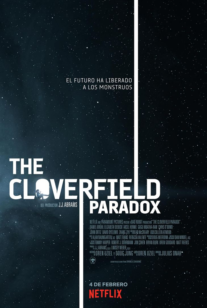 The Cloverfield Paradox - Cartel