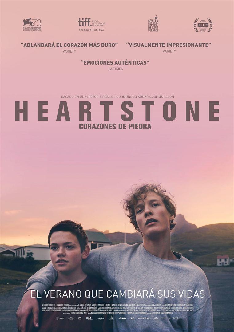Heartstone (Corazones de piedra) - Cartel