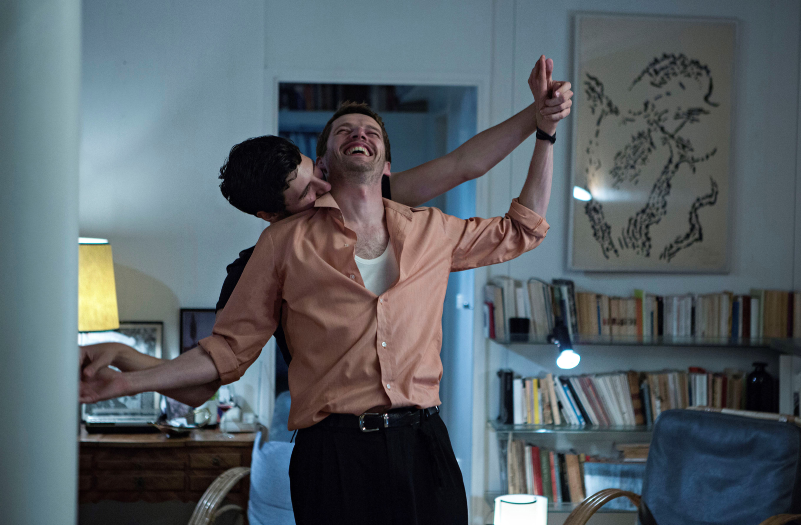Vivir deprisa, amar despacio dirigida por Christophe Honoré