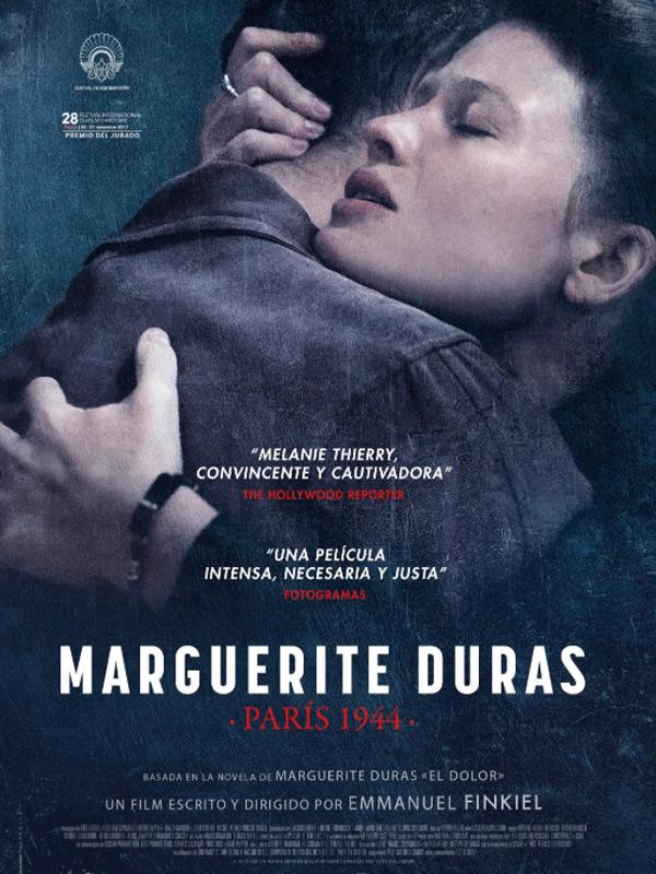 Marguerite Duras. París 1944 - Cartel