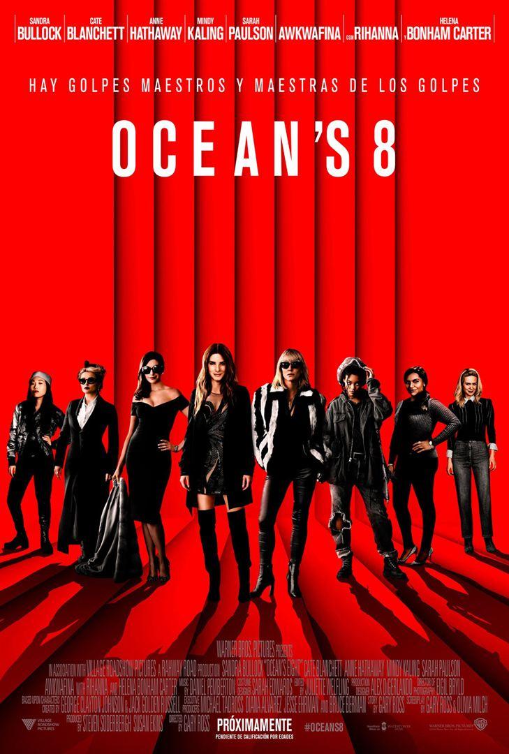 Oceans 8 - Cartel