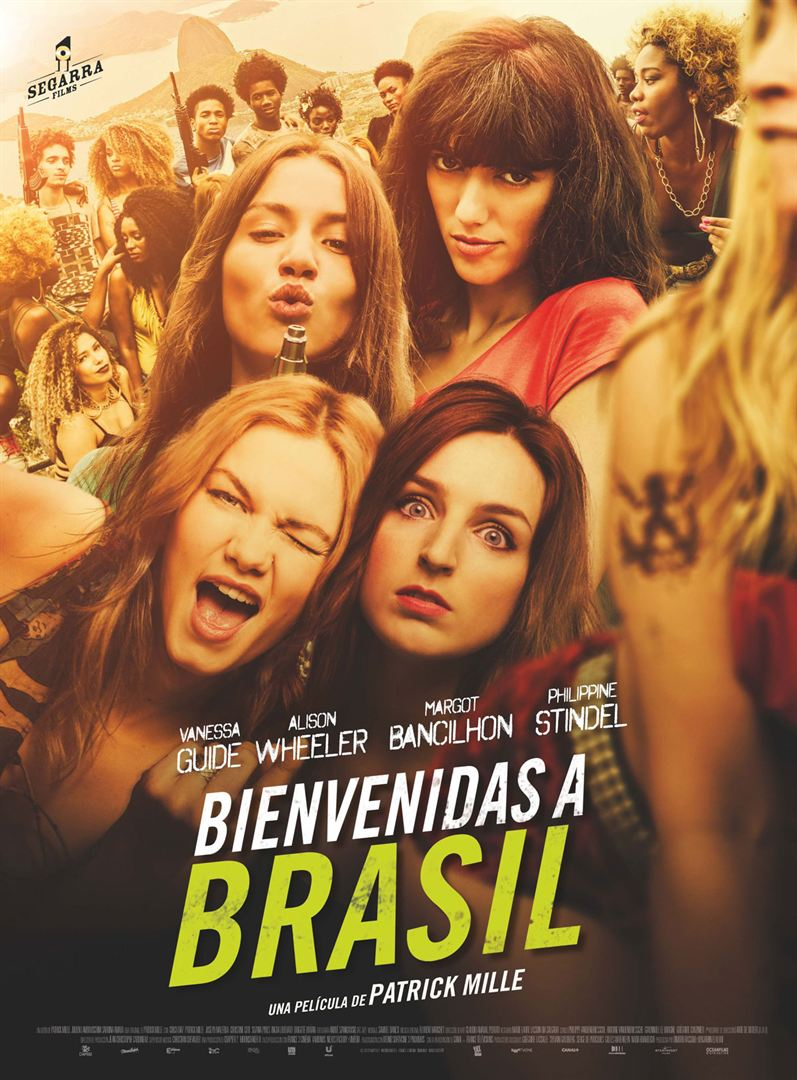 Bienvenidas a Brasil - Cartel