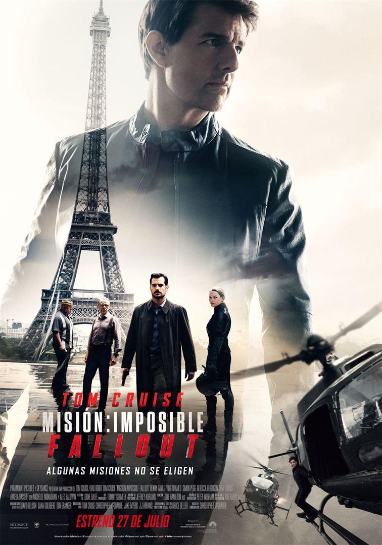 Misión: Imposible-Fallout - Cartel
