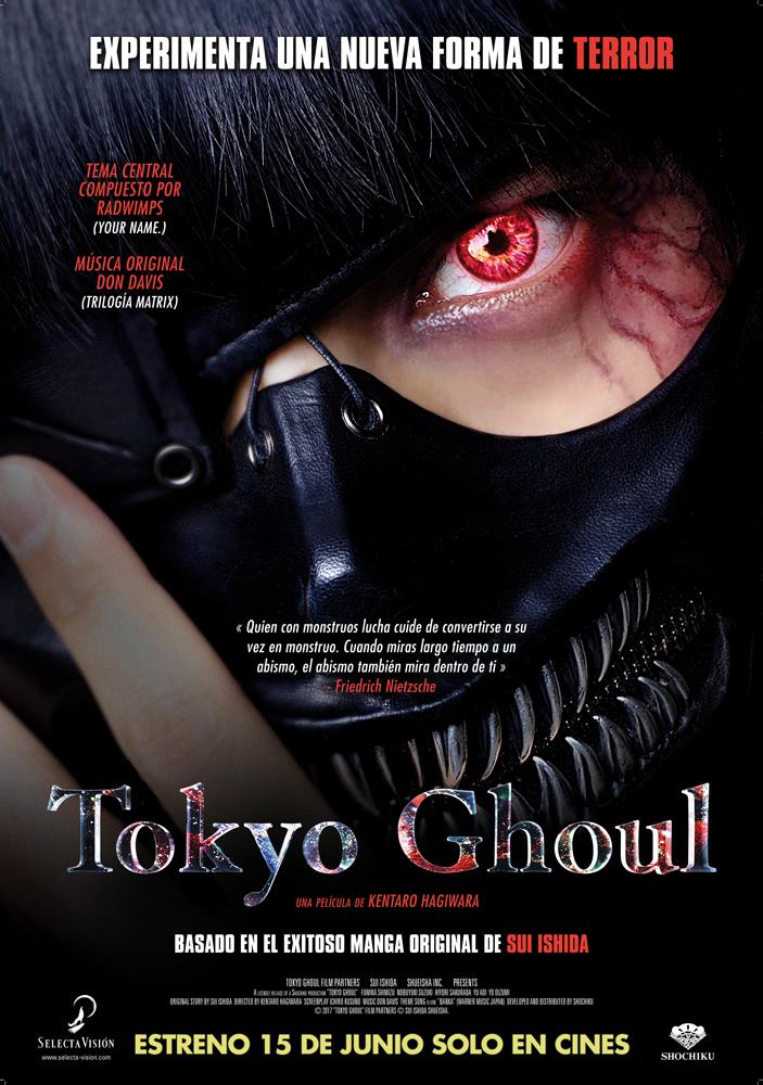 Tokyo Ghoul - Cartel