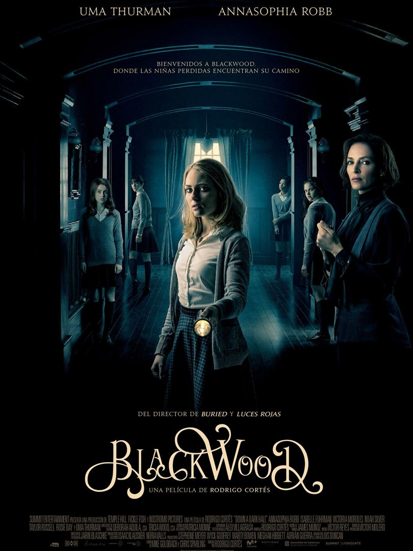 Blackwood - Cartel